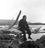Por Tierra del Fuego.Anos 40
