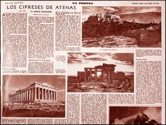 La Prensa 20. Buenos Aires